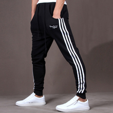 ICPANS Summer Style Thin Casual Straight Black Khaki Pants Trousers For Men Big Size