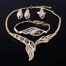 Wedding Jewelry Sets Bridal Party Rhinestone Choker Jewelry