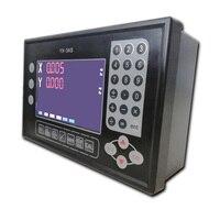Multifunctional Milling Machine Grinding Machine Linear Encoder Angle Encoder LCD Display DRO