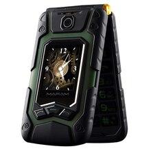 Mafam Land флип Rover X9 двойной Дисплей GPRS сенсорный экран почерк Dual Sim FM долгого ожидания мобильный телефон для пожилых людей к старшим