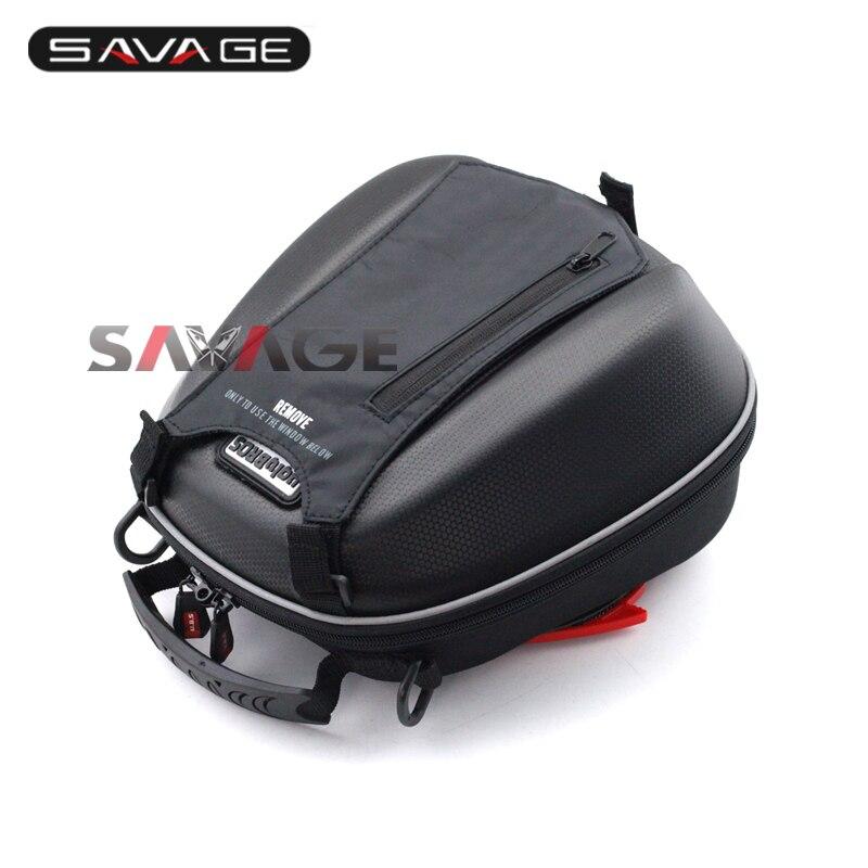For KAWASAKI NINJA 650R/NINJA 1000R/ZX-6R NINJA Motorcycle Multi-Function Waterproof Luggage Tank Bag Racing Bag