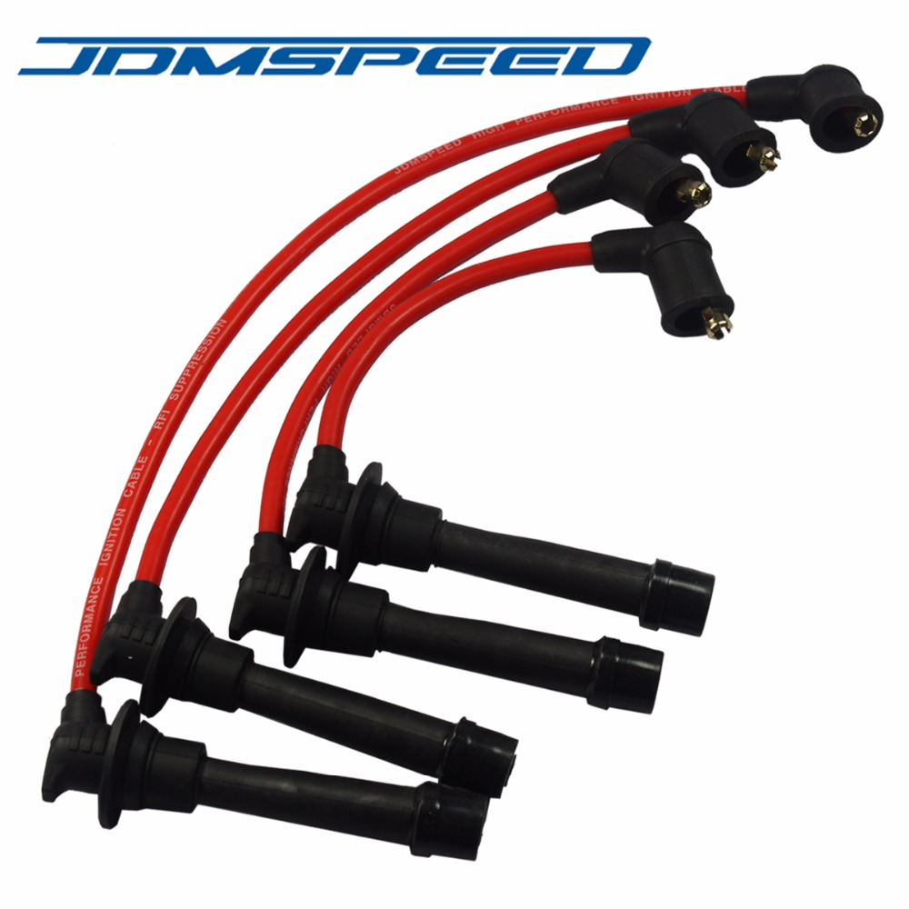 JDMSPEED Wires-Set Ignition Mazda Spark-Plug Free For Miata B61P18140A