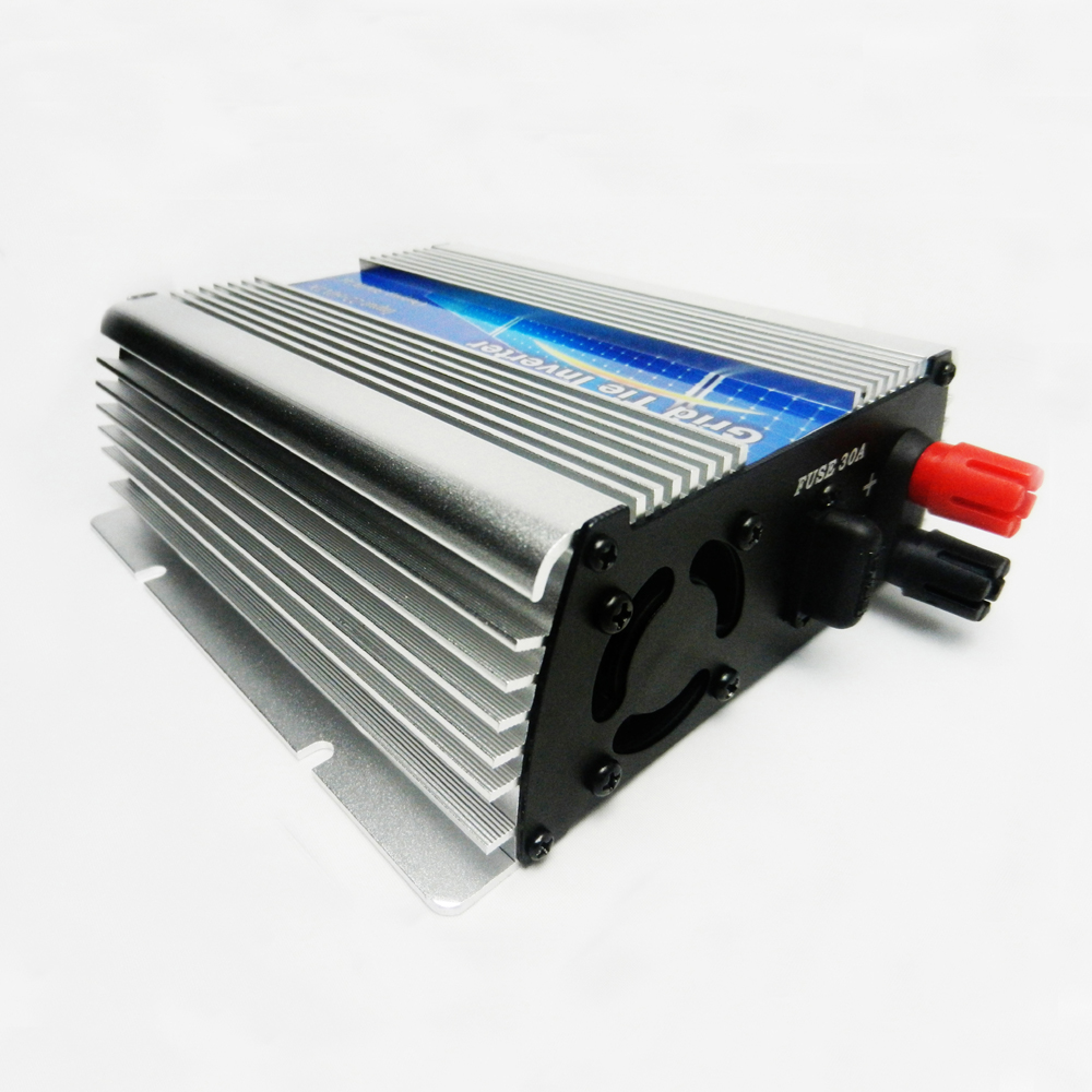 MAYLAR@ 10.5-30VDC 300W Solar Pure Sine Wave Grid Tie Inverter Output 180-260VAC, Power Inverter For Home Solar Energy System maylar 22 60vdc 300w dc to ac solar grid tie power inverter output 90 260vac 50hz 60hz