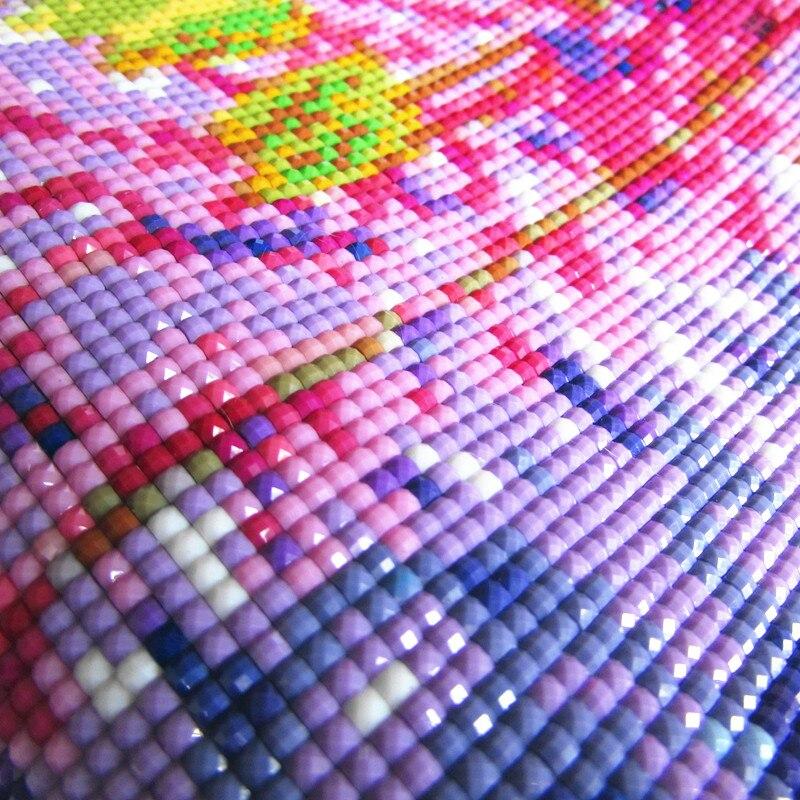 DPF DIY 5D diamond embroidery Small bear backpack diamond painting Cross  Stitch full square drill Rhinestone mosaic ... dc0a7aa0f8906