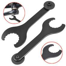 BB Bottom Bracket Bicycle Install Spanner Hollowtech II 2 Wrench Bicycle Crankset Install Kit for Shimano Bike Repair Tool(China)