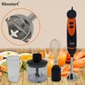 Kbxstart 4 в 1 Электрический ручной блендер многофункциональная Мясорубка миксер кухонный комбайн для яиц 220В