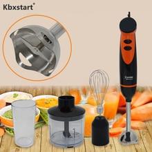 Kbxstart 4 in 1 Electric Handheld Blender Multifunctional Meat Grinder Food Mixer Kitchen Food Processor Egg Beater 220V