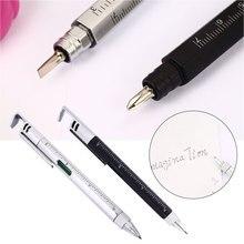 Инструмент ручка прибор для измерения уровня Пластик 6-в-1 Сенсорный экран Планшеты универсальные смартфоны Многофункциональный телефон многофункциональные инструменты