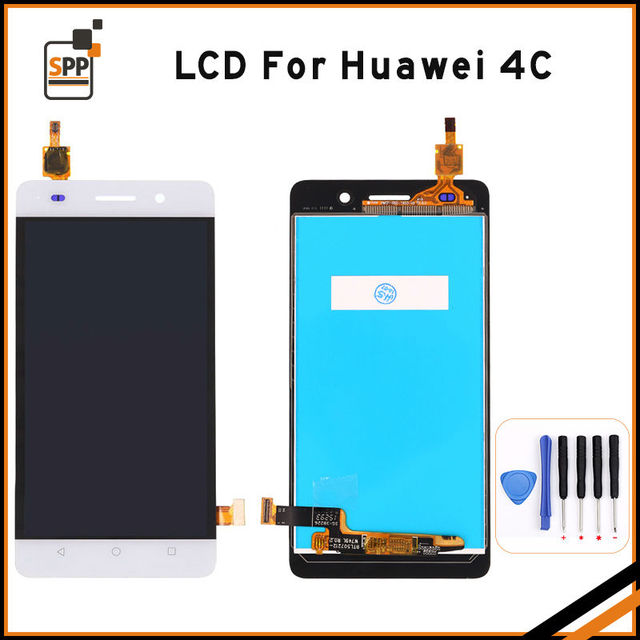 For Huawei Honor 4C lcd display touch screen digitizer Assembly ...