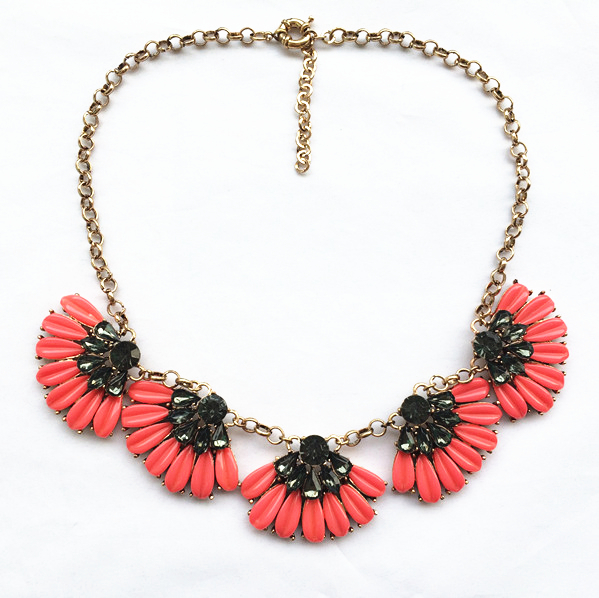 New Brand Necklaces Pendants For Women Designer Statement Necklace Fashion Luxury Chunky