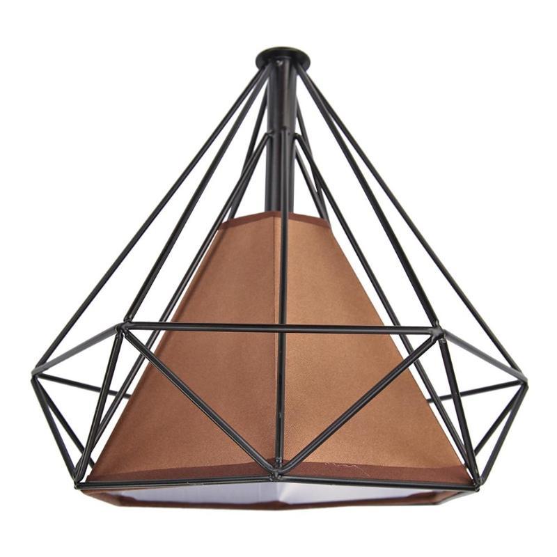 Nórdico E27 LEVOU Lustre Lâmpada Do Teto Modern Home Quarto Luminária Cozinha de Casa Bar Iluminação Da Decoração Suprimentos