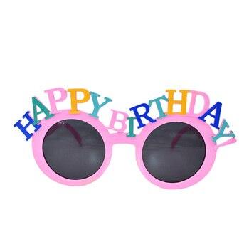 Happy Birthday Eyeglasses  1