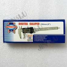 "Wholesale prices High quality welding accessories digital caliper 150mm(6"")"