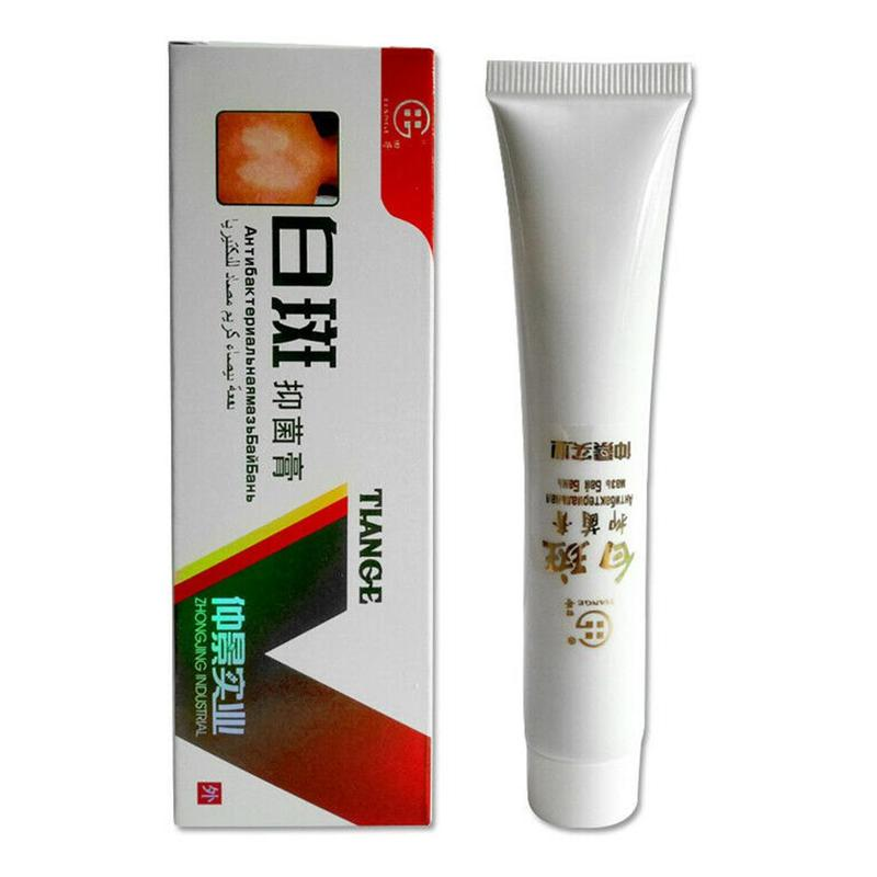 30g Chinese Medical White Spot Disease Cream Pigment  Vitiligo Leukoplakia Disease Treatment Melanin Promoting Liniment Skin