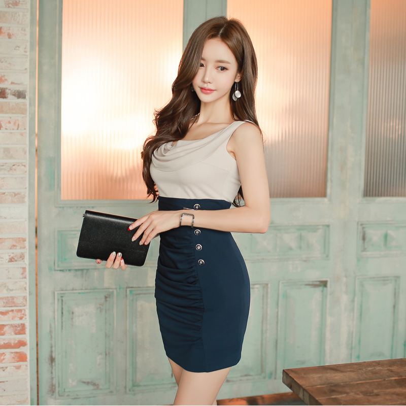 Spring Fall Formal Women Business Suits with Skirt and Blouse Sets ...
