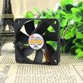 Free Delivery. FD1260107B - 2 r DC12V 1.68 W fan 6010 ultra-thin fan