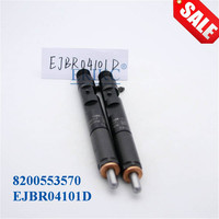 ERIKC EJBR04101D Fuel Pump Dispenser Injector EJBR0 4101D Fuel CR EJBR02101Z Excavator for Injector 28232242 8200553570