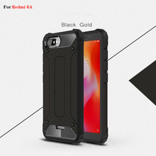 Strong Hybrid Tough Shockproof Armor Phone Back Case for Xiaomi Redmi  4X 5 5a 6 6A Note4 Hard Rugged Impact Cover Cases