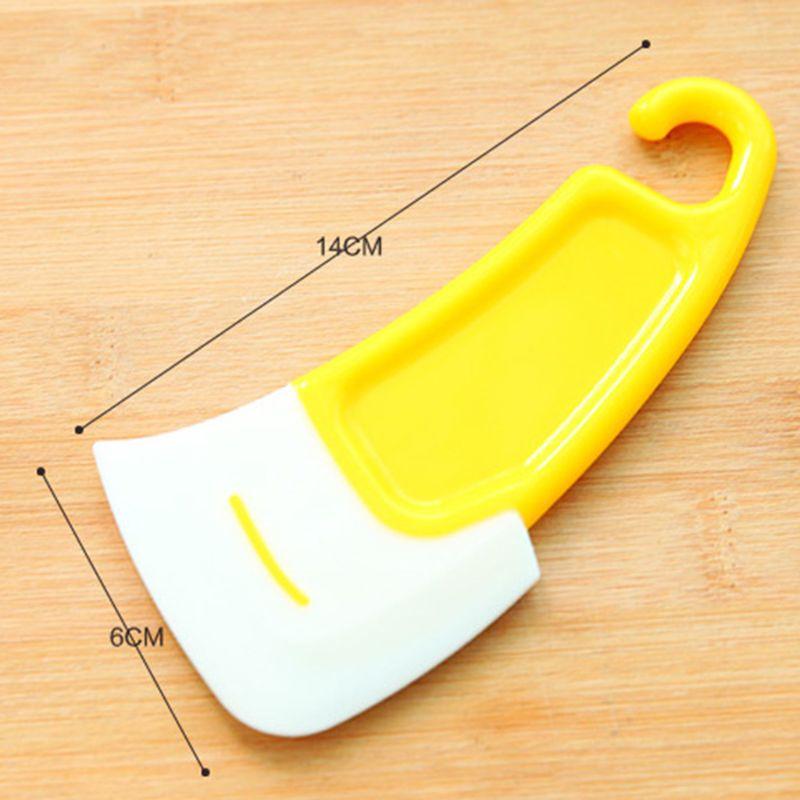 Силиконовая сковорода чистящий скребок антипригарная щетка лопатки для теста Кухонные гаджеты Аксессуары для чистки