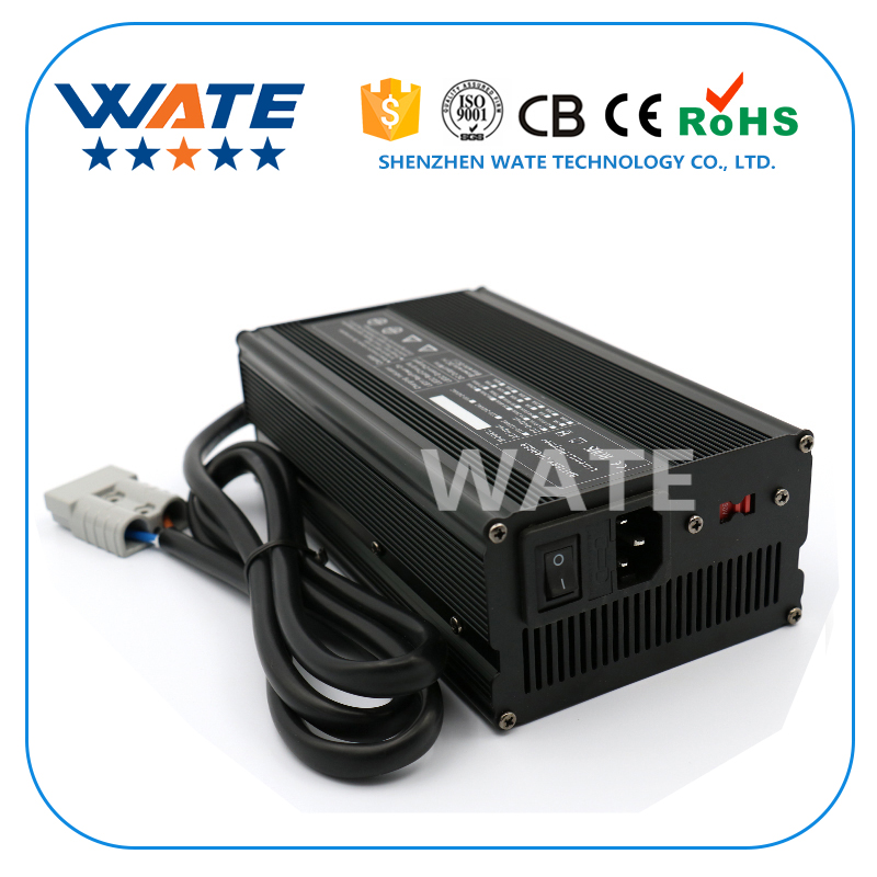 WATE 79.8V 5A Charger 19S 70.3V Li-ion Battery pack Smart Charger High Power Lipo/LiMn2O4/LiCoO2 battery Charger цена в Москве и Питере