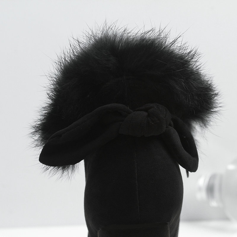 Tobillo 34 Dulces 43 Khaki Caliente Cm En 7 Erógena Partido 2019 Gran Nieve Mujeres Tamaño gris Mantener Tacón negro Para Cremallera Zapatos Invierno wtxqH5CU