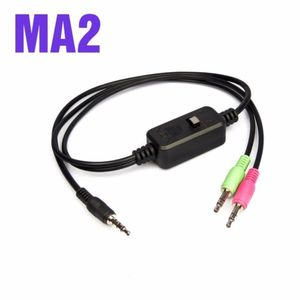 Image 5 - XOX K10 USB การ์ดเสียง XOX MA2 Live Stream สายอะแดปเตอร์ Combo