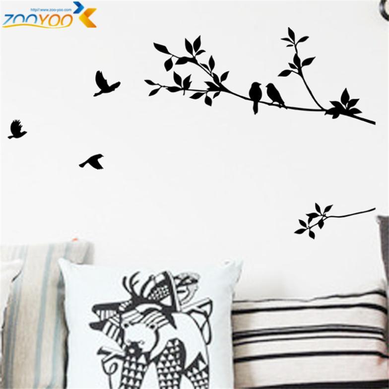 Birds Wall Art popular 3d bird wall art-buy cheap 3d bird wall art lots from