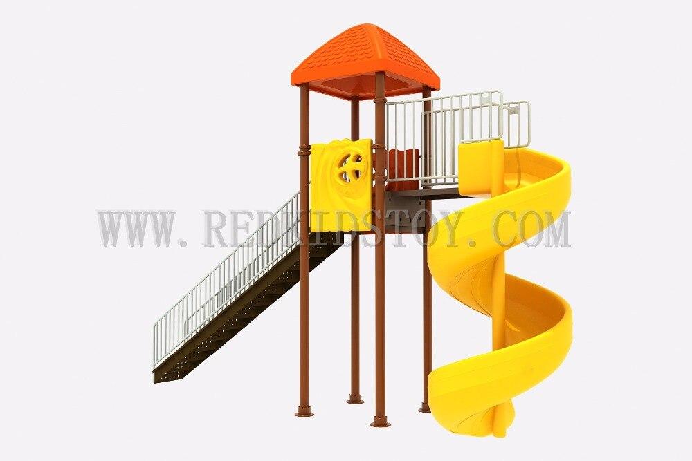 Exportado a Chile Parque Infantil aprobado por la CE Parque De Juegos HZ-6521A Infantil