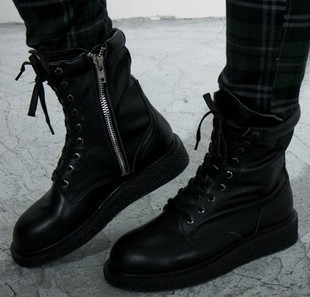 Aliexpress.com : Buy 2913 New Arrival Fashion Man's Black Boots ...