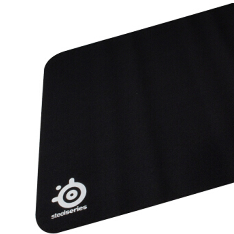 100% original SteelSeries Rubber Base 450*400*2mm Notebook Gaming Mouse Pad Computer Mouse Pad SteelSeries Mouse pad-Black