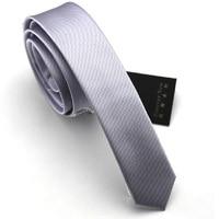 High Quality 2016 New Gravata Slim Silk Tie Men Ties for Men Skinny Tie 4cm Slim Tie Commercial Necktie Fashion Neckties Silver