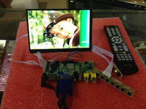 New 7 inch N070ICG LD1 CMO V59.AV driver board, a 288 yuan reverse projection