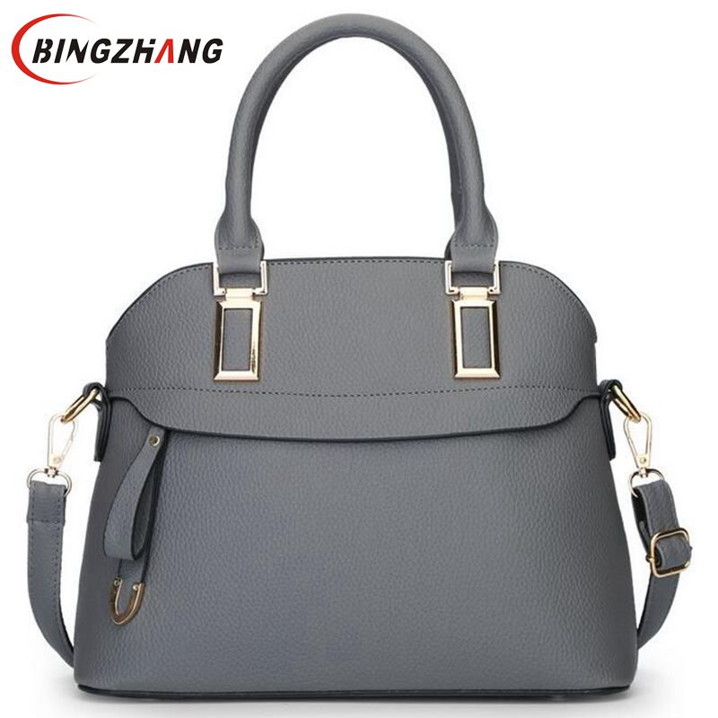 2018 Fashion Shell Women Bag Candy Color Women Messenger Bags Women Leather Handbags Designer Handbags High Quality L4-2496 стоимость
