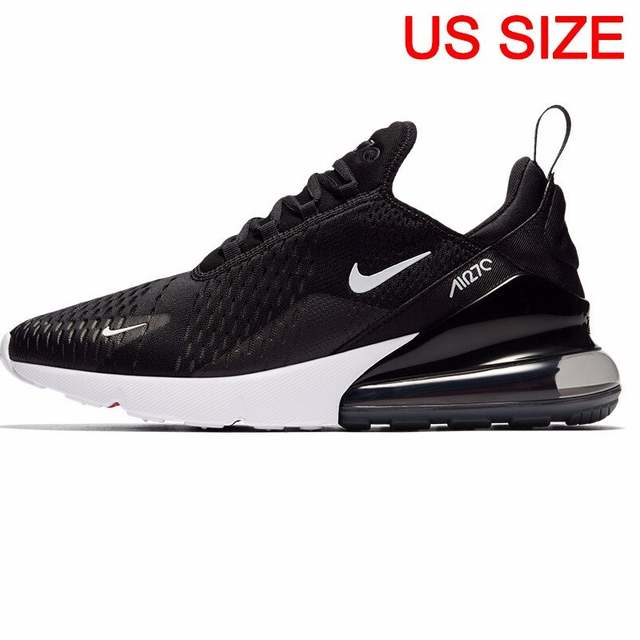 US $53.64 64% OFF|NIKE AIR MAX 270 Original New Arrival Kids Running Shoes Outdoor Sports Air Mesh Sneakers #943345 in Sneakers from Mother & Kids on
