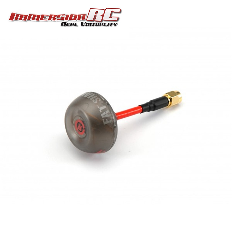 ImmersionRC SpiroNET V2 5.8GHz RHCP Stubby Race / Headset  Right Angle / Straight FPV Antenna SMA for RC Transmitter TX Models купить