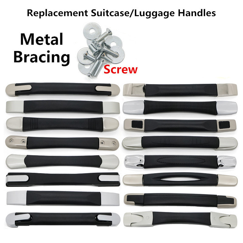 Replacement Trolley Suitcase Repair Parts Handle Luggage Accessories Portable Trolley Handles hardware Accessories
