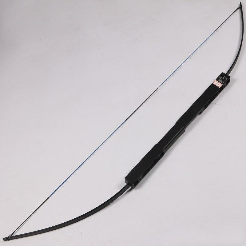 цена на Archery outdoor survival shooting folding long bow 40/50/60lbs portable takedown hunting aluminum bow