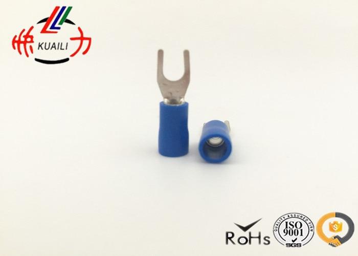 1000PCS Pre-insulated Fork ends TU-JTK SVM 2-4 lacywear юбка u 33 svm