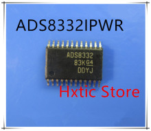 NEW 10PCS/LOT ADS8332IPWR ADS8332IPW ADS8332 TSSOP-24 IC