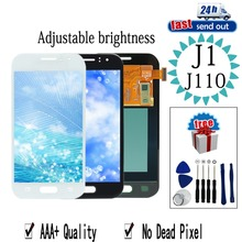 AMOLED LCD For SAMSUNG Galaxy J1 Ace J110 LCD Display SM-J110F J110H J110FM Touch Screen Tested Digitizer Assembly
