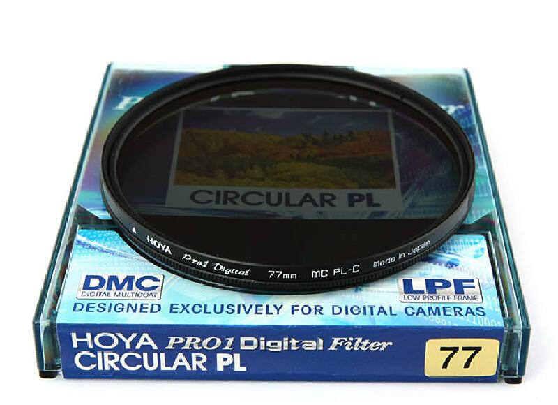 77mm Hoya PRO1 Digital CPL Polarizing Filter Camera Lens Filtre As Kenko B+W Andoer 1
