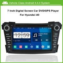 Android Car DVD Video Player Para HYUNDAI i40 2012 2013 Navegação GPS, Velocidade de 3G, aproveite o Wi-fi embutido