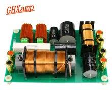 GHXAMP 800 10 15w ツイーターウーファースピーカー 2 ウェイクロスオーバー 2500 60hz PA 280 高音低音分配器 15 インチプロの舞台スピーカー 1PC