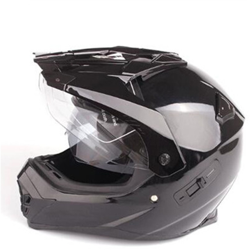 black Safety moto casco Motorcycle Adult Motocross Off Road Helmets ATV Dirt Downhill MTB DH Racing Helmet cross Capacetes стоимость