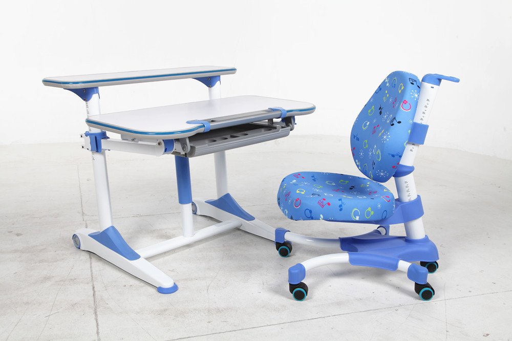Nice Ergonomic Student Desk And Chair Adjustable Height