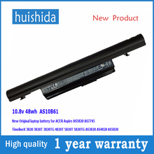 10.8 V 48wh AS10B61 New original laptop battery for Acer TimelineX 3820 3820T 3820TG 4820t 5820 aspire AS5820 AS7745 series