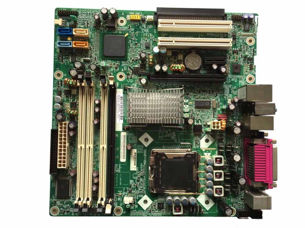 Desktop Motherboard Mainboard For HP DC7700 DX7300 MT 404673 001 404224 001 system board 100 tested