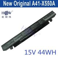 Original Battery 15V 44WH For Asus X550C X550B X550V X550D A41 X550A LAptop Battery