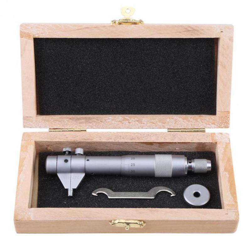 5-30mm Palette 0,01mm Mikrometer Messen Messschieber Präzision Innen Mikrometer Loch Bohrung Interne Durchmesser Gage Gauge