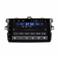 10.1 2din 2GB RAM Android 8.1 Quad Core Car Radio DVD GPS Multimedia Head Unit for Toyota Corolla 2006 2007 2008 2009 2010 2011